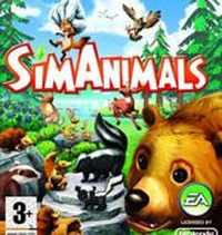 Game Box for SimAnimals (Wii)