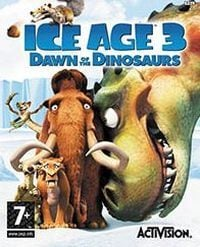 Okładka Ice Age: Dawn of the Dinosaurs (PC)