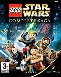 Game Box for LEGO Star Wars: The Complete Saga (PC)