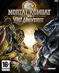 Game Box for Mortal Kombat vs DC Universe (PS3)
