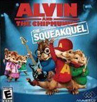 Okładka Alvin and The Chipmunks: The Squeakquel (Wii)