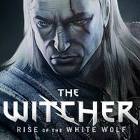 Game Box for The Witcher: Rise of the White Wolf (X360)