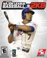 Okładka Major League Baseball 2K8 (X360)