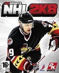 Okładka NHL 2K8 (PS3)