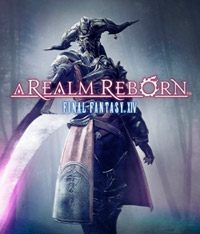 Game Box for Final Fantasy XIV: A Realm Reborn (PC)