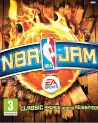 Game Box for NBA Jam (Wii)