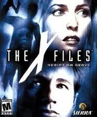 Okładka The X Files: Resist or Serve (PS2)