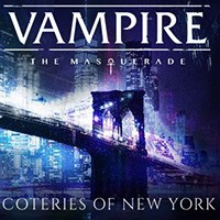 Game Box for Vampire: The Masquerade - Coteries of New York (PC)