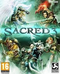 Game Box for Sacred 3 (PC)