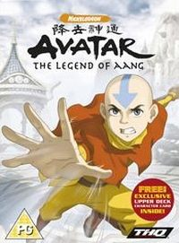 Game Box for Avatar: The Last Airbender (PC)