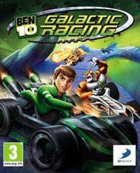Game Box for Ben 10: Galactic Racing (PS3)