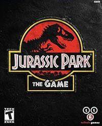 Game Box for Jurassic Park (PC)