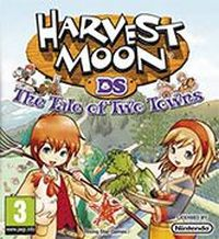 Game Box for Harvest Moon: A Tale of Two Towns (NDS)