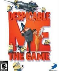 Game Box for Despicable Me: The Game (PS2)