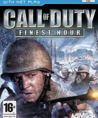 Okładka Call of Duty: Finest Hour (PS2)