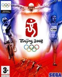 Okładka Beijing 2008 - The Official Video Game of the Olympic Games (PS3)