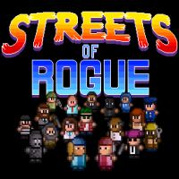 Game Box for Streets of Rogue (PC)