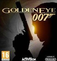 Okładka GoldenEye 007 (Wii)