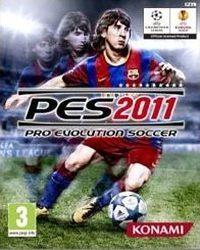 Game Box for Pro Evolution Soccer 2011 (PC)