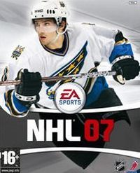 Game Box for NHL 07 (PC)