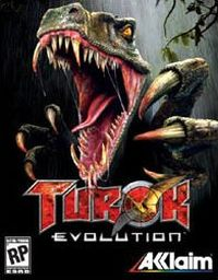 Game Box for Turok Evolution (PC)