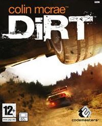 Okładka DiRT (PC)