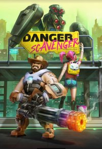 Game Box for Danger Scavenger (PC)
