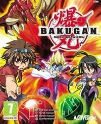 Okładka Bakugan: Battle Brawlers (PS2)