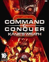 Okładka Command & Conquer 3: Kane's Wrath (PC)