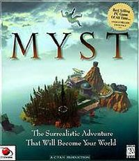 Game Box for Myst (1995) (3DS)
