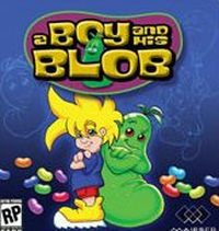 Okładka A Boy and His Blob (2009) (Wii)