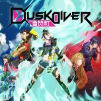 Okładka Dusk Diver (Switch)