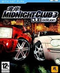 Game Box for Midnight Club 3: DUB Edition (PSP)