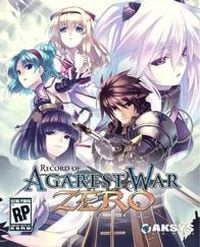 Okładka Agarest: Generations of War Zero (PC)