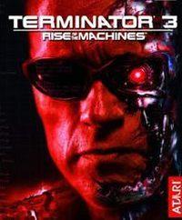 Okładka Terminator 3: Rise of the Machines (PS2)