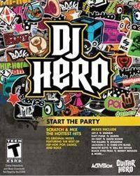 Okładka DJ Hero (PS2)