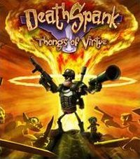 Okładka DeathSpank: Thongs of Virtue (PC)