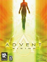 Okładka Advent Rising (PC)