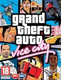 Grand Theft Auto: Vice City cover