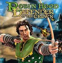 Game Box for Robin Hood: Defender of the Crown (PC)