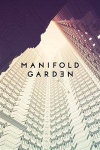 Game Box for Manifold Garden (Switch)