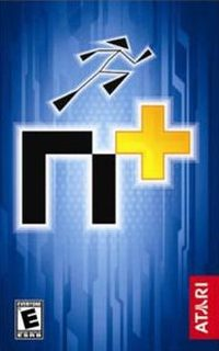 Okładka N+ (PSP)