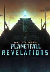 Okładka Age of Wonders: Planetfall - Revelations (PC)