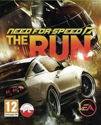 Game Box for Need for Speed: The Run (PC)