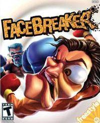 Okładka FaceBreaker (PS3)