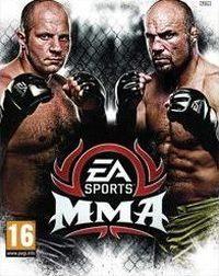Okładka EA Sports MMA (X360)
