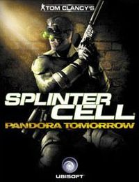 Okładka Tom Clancy's Splinter Cell: Pandora Tomorrow (PC)
