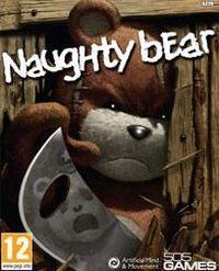 Okładka Naughty Bear (PS3)