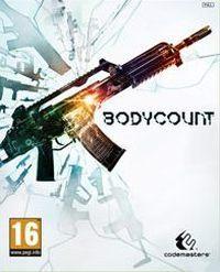 Okładka Bodycount (PS3)