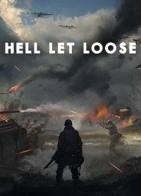 Hell Let Loose (PC cover